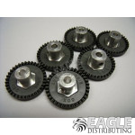 35T 48P Crown Gear 1/8 Axle