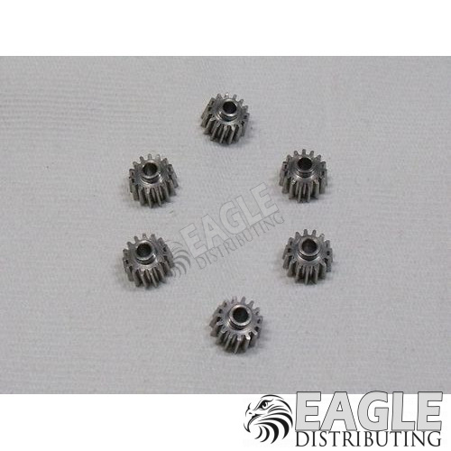 15 Tooth, 64 Pitch Pinion Gear