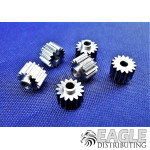 15 Tooth, 72 Pitch Pinion Gear