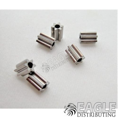 Pinion 80P 6T 1.2mm Bore Heat Treated