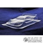 ISRA 2020 Production Body Tesla Model S Electric GT .005 Clear Lexan