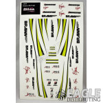 Brawn BGP F1 001 Decal