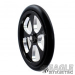 """1/16 x 7/8 Scale 17"""" Black Blade O-ring Drag Fronts"""