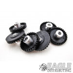 30T 48P Crown Gear 1/8 Bore