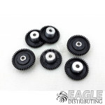 40T 72P Spur Gear 2mm Bore