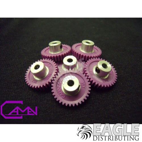 Camen 35 Tooth, 64 Pitch Polymer spur gear