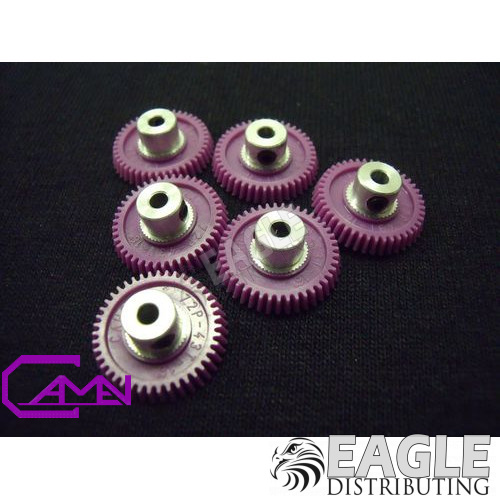 Camen 43 Tooth, 72 Pitch 16° Polymer Spur Gear