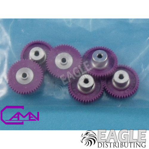 Camen 44 Teeth, 80 Pitch 3/32 Axle Spur Gear