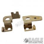 Gold plated horizontal hardware