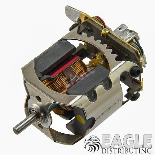 G12 Blueprinted Motor, UL Can w/BB, T5 Magnets, Alum. Endbell w/BB