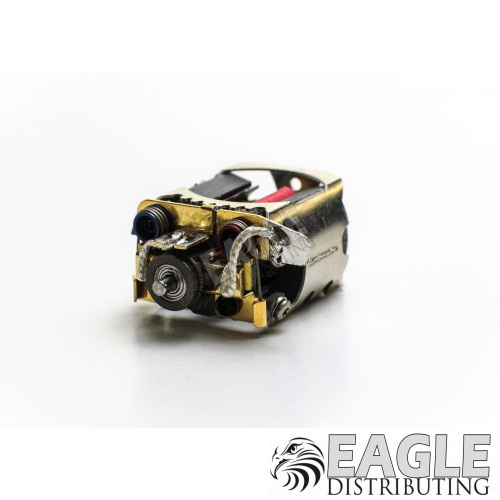 G12 Blueprinted Motor, UL Can w/BB, T5 Beveled Magnets,  Alum Endbell w/BB