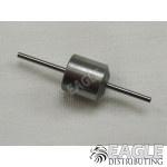Carlisle .528 dia. steel slug w/2mm shaft