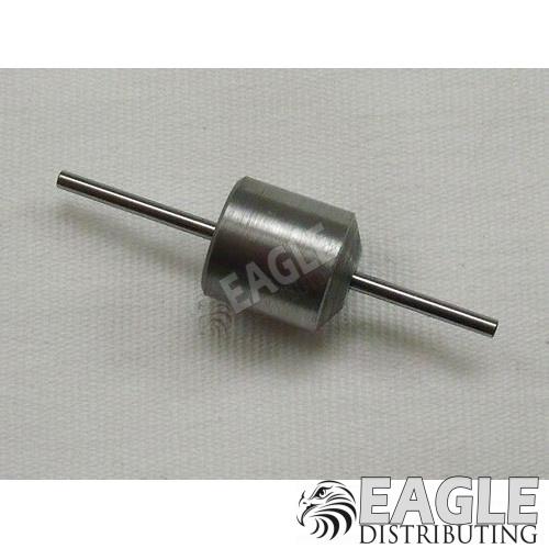 Carlisle .553 dia. steel slug w/2mm shaft