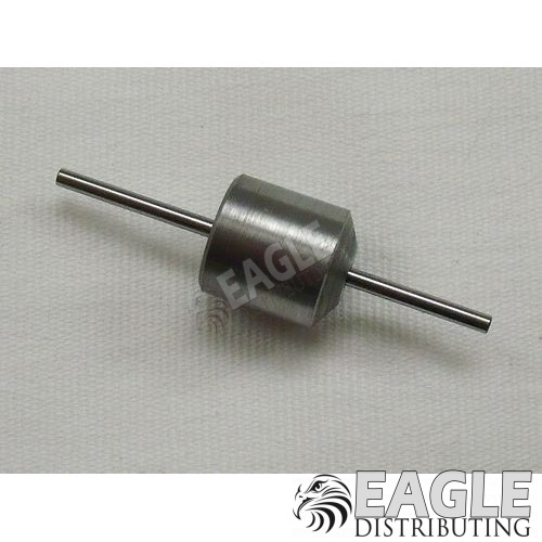 Carlisle .570 dia. steel slug w/2mm shaft