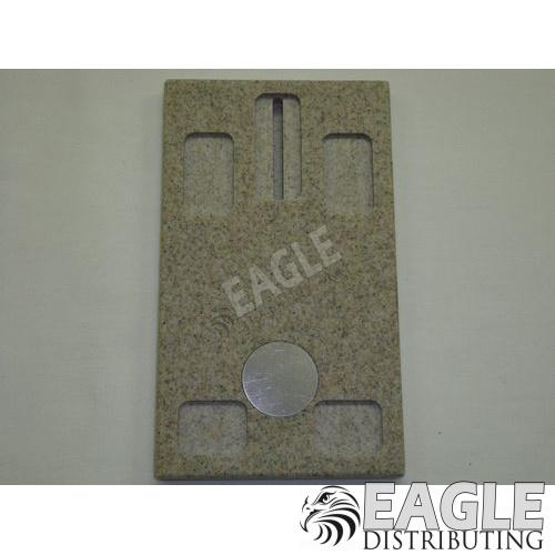 Block w/Motor Magnet