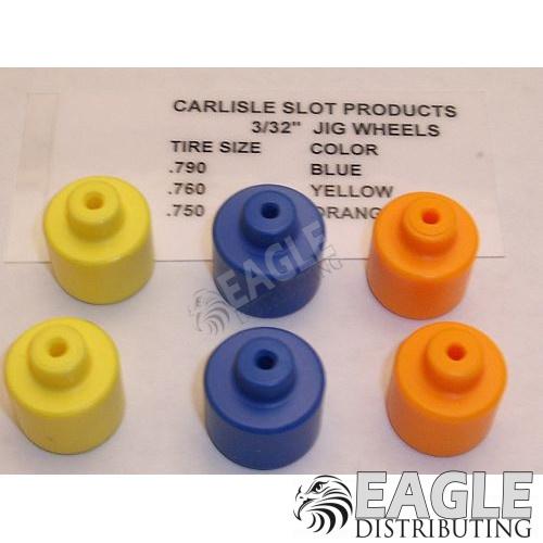 Jigwheel Set 1/8 Axle
