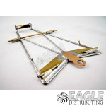 Econo Tripod Wing Car Chassis