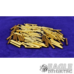 1/16 Brass Pin Tubing .600 Long (100)