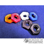 Plastic Low Profile Guide Nut