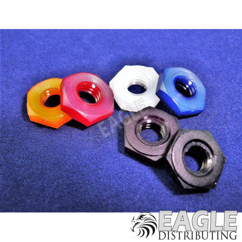 Plastic Low Profile Guide Nut (6)