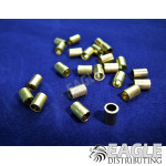 3/32 x .170 Brass Axle Spacers