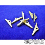 Pin Tube Supports for .062 Brass Tube (8)