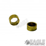 1/8 x .070 Brass Axle Spacers
