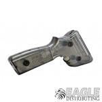 Gray Metallic Controller Handle w/Hardware