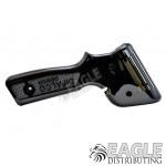 Midnight Black Controller Handle w/Hardware
