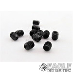 4-40 x 1/8 Allen Head Screw w/Storage Tube (12)