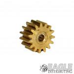 15T Brass Pinion press fit (1)