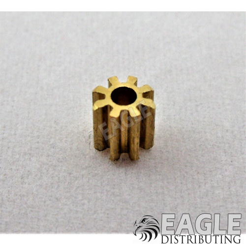 8T 48P Brass Pinion press fit-DE5018