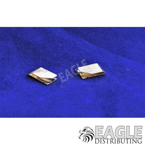 Gold Plated Long Guide Clips 1pr-DE702