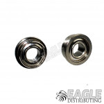 1/8 x 1/4 Axle Bearings  1pr