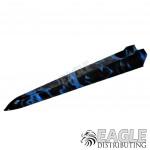 Blue Smoke Hydro-Dipped Dragster Body