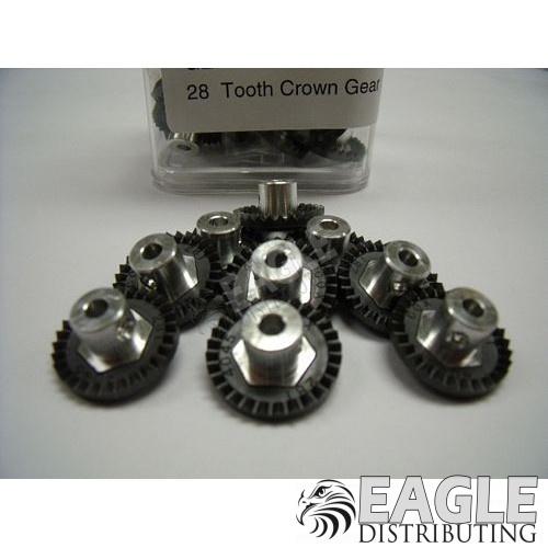 28T 48P Crown Gear 1/8 Axle-G1028