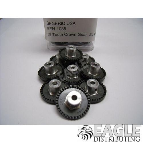 35T 48P Crown Gear 1/8 Axle-G1035