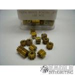 48P, 11T Brass Pinion