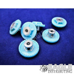 30T 48P Crown Gear 1/8 Axle