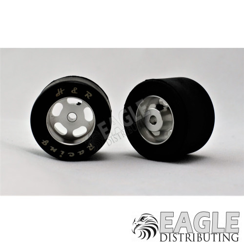 1/8x27x18mm Rubber Rear Tire