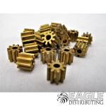 Pinion 9T Brass (25)
