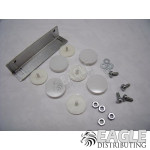 1/24 Body Mounting Kit for H&R Chassis