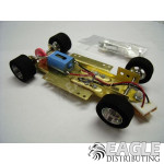 1/24 RTR Chassis w/Foam Rear Tires