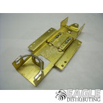 1/24 Bare Adjustable Brass Chassis
