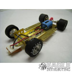 1/24 Scale RTR Less Body w/Adjustable Chassis, 40K RPM Motor, Rubber Tires