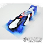 BRM F1 Retro Painted Body .010