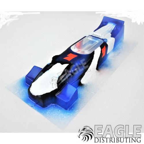 BRM F1 Retro Painted Body .010