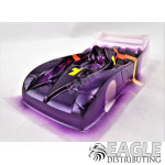 1/32 Painted Audi R10 w/Number