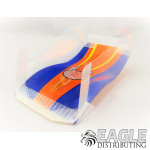 Mustang Painted Winged Flexi Body (Premount)
