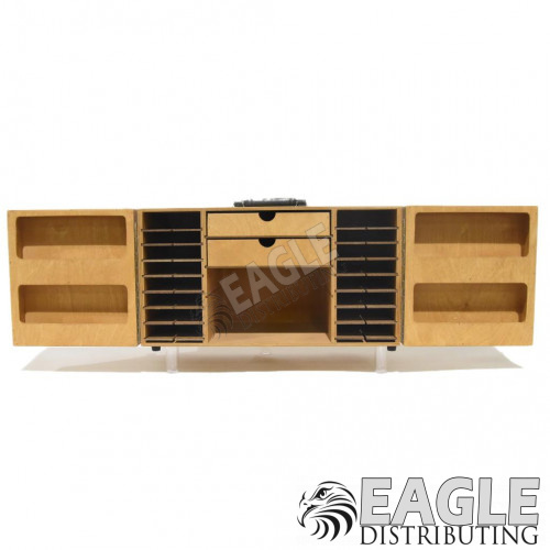SE Flight Box Wooden Slot Car Box-JCBOX2